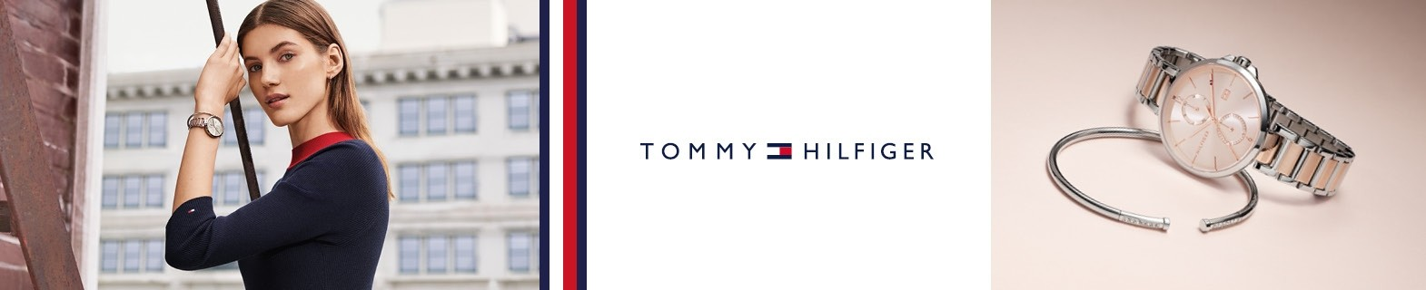 Tommy Hilfiger colliers