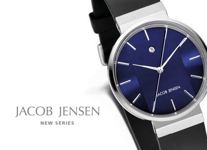Jacob Jensen herenhorloge kopen? Gratis verzending bij