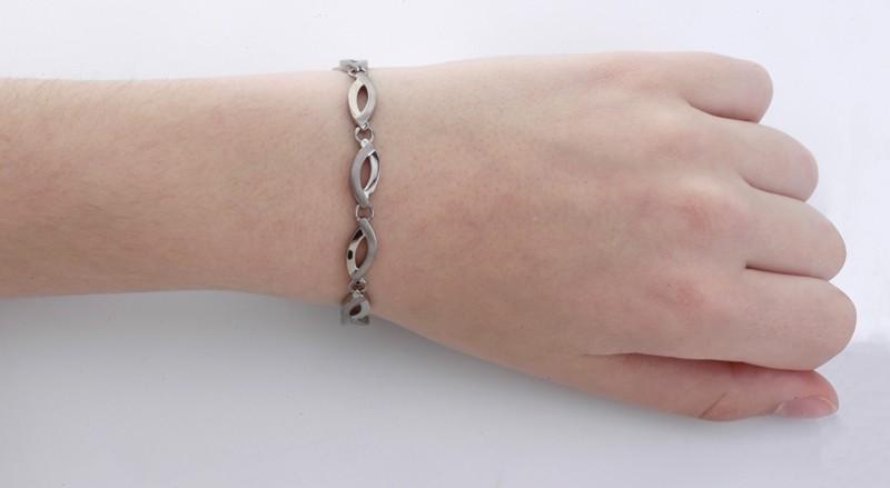 Afbeelding van Boccia 03001 01 dames armband