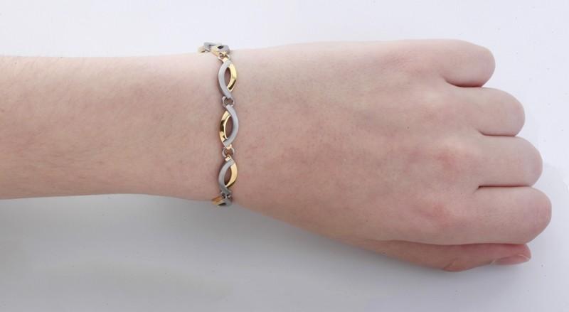 Afbeelding van Boccia 03001 02 dames armband