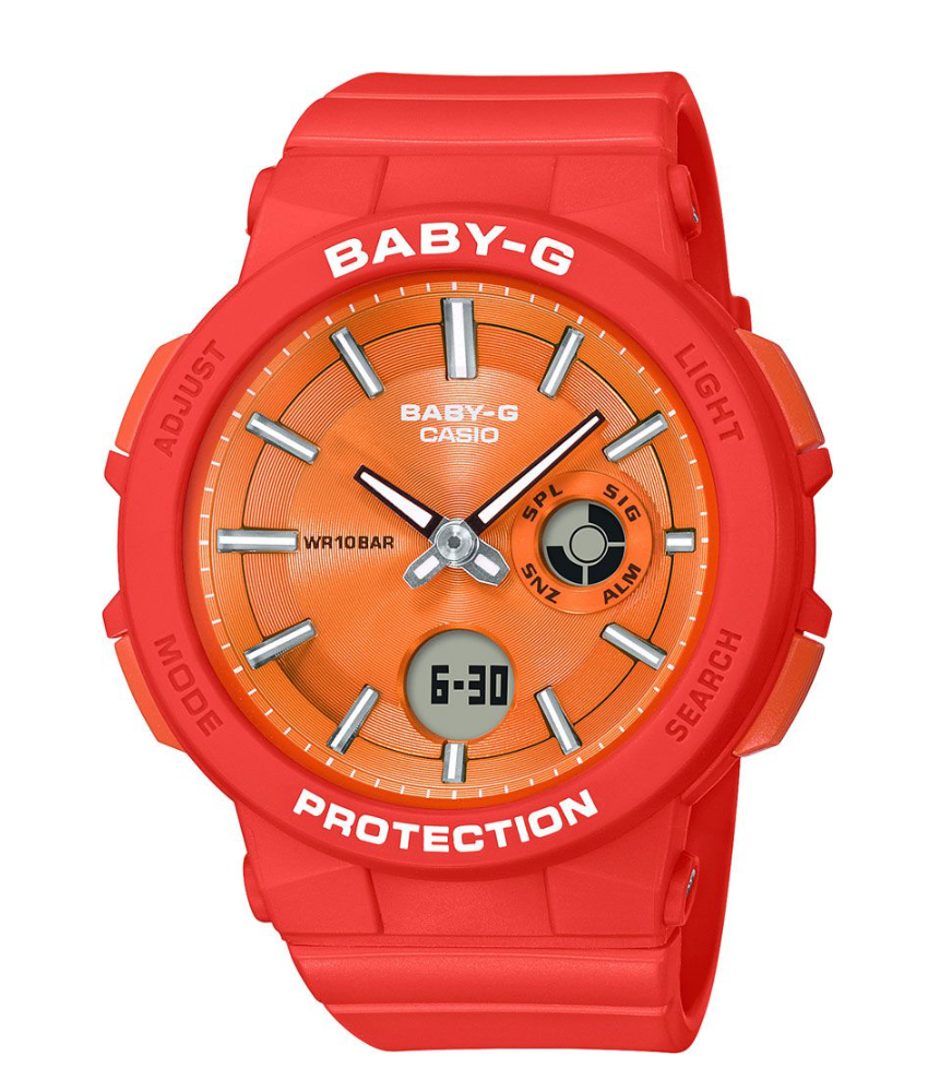Afbeelding van Baby G Wanderer horloge BGA 255 4AER