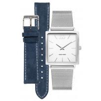 Danish Design Horloge 26,5/26,5 mm Stainless Steel IV62Q1248-SET 1