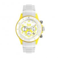 Ice-watch dameshorloge geel 43mm IW000815 1