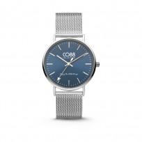 CO88 Horloge staal/mesh 36 mm zilverkleurig 8CW-10015 1