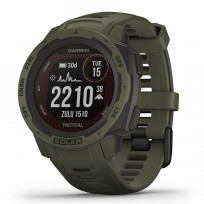 Garmin 010-02293-04 Instinct Smartwatch Solar Tactical Moss 45 mm 1