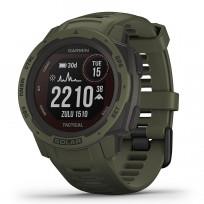 Garmin 010-02293-04 Instinct Smartwatch Solar Tactical Moss 45 mm 1
