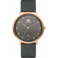 Danish Design Horloge 42 mm Stainless Steel IQ18Q1182 1