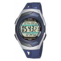 Casio Sporthorloge Digitaal Runners Watch blauw STR-300C-2VER 1