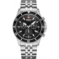 Swiss Military Hanowa Horloge 42 mm Stainless Steel 06-5331.04.007 1