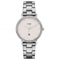 CLUSE CW0101209008 Horloge Le Couronnement 3-Link Winterwhite Silver 33 mm 1