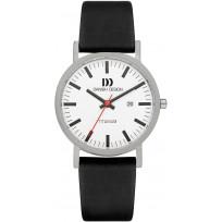 Danish Design IQ12Q1273 Horloge Rhine Titanium 39 mm 1