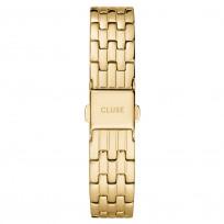 CLUSE CS1401101075 Horlogeband staal goudkleurig 16 mm  1