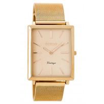 OOZOO Horloge Vintage rosékleurig 31 x 37 mm C8184 1