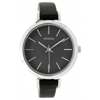 OOZOO Horloge Timepieces black-grey 40 mm C9139 1