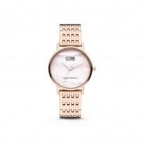 CO88 Collection 8CW 10068 Horloge - Stalen band - rosékleurig - Ø 32 mm 1