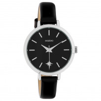 OOZOO C10389 Horloge Timepiece Collection Black 38 mm 1
