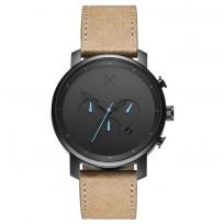 MVMT D-MC01GML RVS Beige Chrono Horloge 45mm 1
