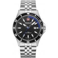Swiss Military Hanowa Horloge 42 Stainless Steel 06-5161.2.04.007.03 1