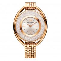 Swarovski 5200341 Horloge Crystalline Oval rosékleurig  1