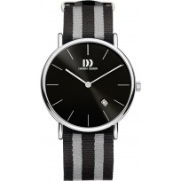 Danish Design Horloge 38 mm Stainless Steel IQ13Q1048 1