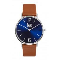 Ice-watch unisexhorloge zilverkleurig 43mm IW001520 1