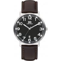 Danish Design IQ13Q1179 Horloge staal 39 mm 1