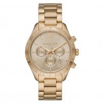 Michael Kors MK6795 Horloge Layton goudkleurig 42 mm 1