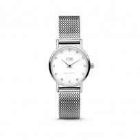 CO88 Collection 8CW-10061 - Horloge - mesh band - zilverkleurig - ø 24 mm 1