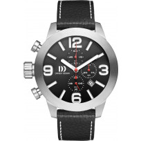 Danish Design Horloge 48 mm Stainless Steel IQ13Q916 1