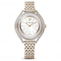 Swarovski 5519456 Horloge Crystalline Aura champagne 35,5 mm  1