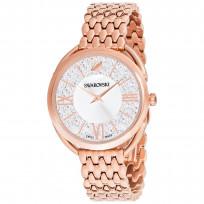 Swarovski 5452465 Horloge Crystalline Glam rosekleurig 35 mm 1