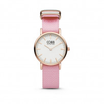 CO88 Collection 8CW-10040 - Horloge - nato band - roze - ø 26 mm  1