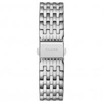 CLUSE CS1401101078 Horlogeband staal zilverkleurig 18 mm  1
