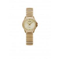 Olympic OL72DDD012 Phoenix Horloge Staal Goudkleurig 27mm Dames 1