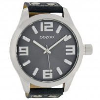 OOZOO C1012 Horloge Timepieces Collection donkerblauw 51 mm 1