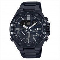 Casio Edifice horloge ECB-10DC-1AEF Chronograaf Bluetooth Smartphonetime 51 mm 1