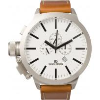 Danish Design Horloge 52 mm Stainless Steel IQ12Q713 1