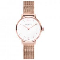 Paul Hewitt PH-SA-R-XS-W-45S Horloge Sailor Line Modest White Sand rosekleurig 28 mm 1