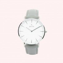 KRAEK Rosella | Silver | Grey 36 mm Dameshorloge 1