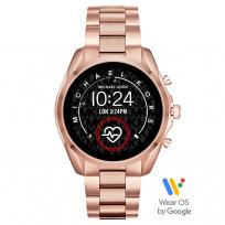 Michael Kors MKT5086 Access Bradshow Gen 5 Display Smartwatch rosékleurig 45 mm 1