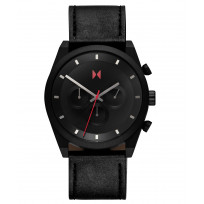 MVMT 28000045-D RVS Zwart Element Horloge 44 mm 1