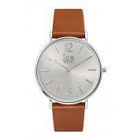 Ice-watch unisexhorloge zilverkleurig 43mm IW001521 1