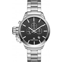 Danish Design Horloge 45 mm Stainless Steel IQ63Q888 1