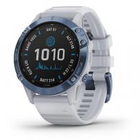 Garmin 010-02410-19 Fenix 6 Pro Solar titanium Smartwatch 47 mm 1