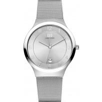 Danish Design Horloge 38 mm Stainless Steel IQ62Q1072 1