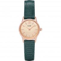 CLUSE CL50029 Horloge La Vedette rosekleurig-groen 24 mm 1