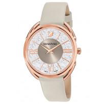 Swarovski 5452455 Horloge Crystalline Glam rosekleurig-taupe 1