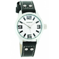 OOZOO Horloge Junior 34 mm zwart  JR158 1