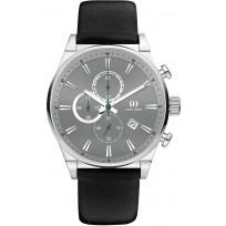 Danish Design Horloge 43 mm Titanium IQ14Q1056 1