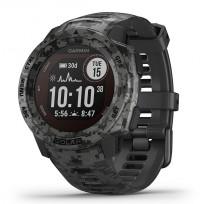 Garmin 010-02293-05 Instinct Smartwatch Solar Graphite Camo 45 mm 1